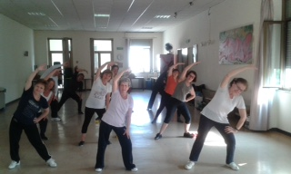 Senior fitness Cinzia